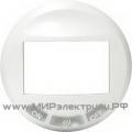 Celiane Лицевая панель датчика движения с кнопкой (белый)