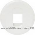 Celiane Лицевая панель для акустической розетки, простая(белый)