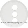 Celiane Лицевая панель для аудио/видео/s-video (белый)