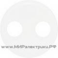 Celiane Лицевая панель розетки TV/FM (Белый)